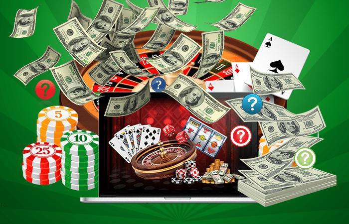 Онлайн казино с выводом без пополнения